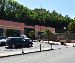 Parcheggio del Palagym