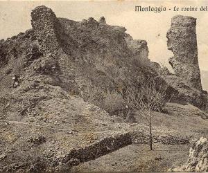 ruderi di castello dei fieschi di Montoggio (1)