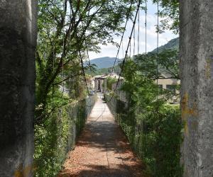 Il punto di accesso a Monleone