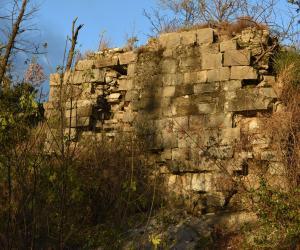 """Il """"Dongione di Zerli"""": i resti del Castello dei Fieschi  (1)"""