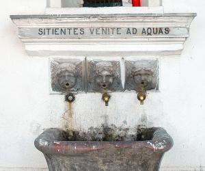 santuario delle tre fontane