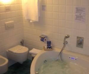 Dettaglio di un bagno