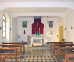 cappella casa alpina