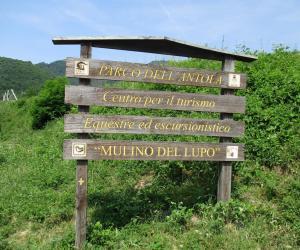 Rifugio Escursionistico Mulino del Lupo  (1)