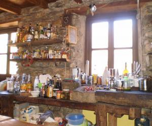 Particolare interno della cucina