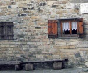 Esolabella Chalet da sito della struttura