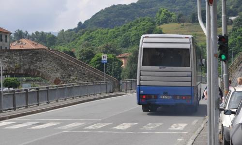 Potenziamento del servizio di trasporto pubblico locale attraverso la riprogrammazione dei servizi su 4 punti di interscambio