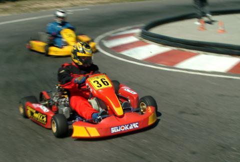 circuito kart Carasco