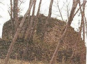 ruderi del castello di rivarola