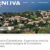 schermata visitgenoa su itinerario colombiano